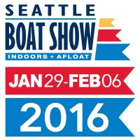 Vendor Conversations at the Seattle boat show